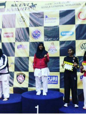 Karate (International Silent Knight Cup)