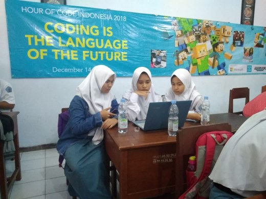 Hour of Code Indonesia  2018