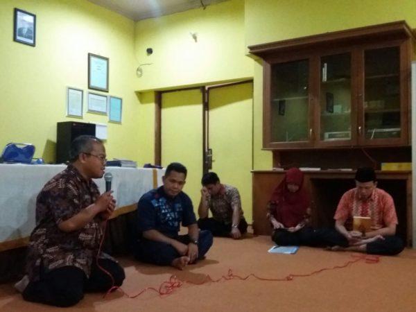 Acara Tadarus Guru & Karyawan SMA N 1 Ungaran