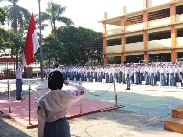 UPACARA PERINGATAN HARI LAHIR PANCASILA TH 2019